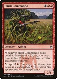 Skirk Commando, Magic, Masters 25