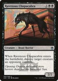 Ravenous Chupacabra, Magic, Masters 25