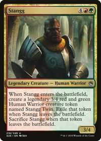 Stangg, Magic, Masters 25