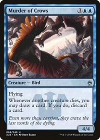 Murder of Crows, Magic, Masters 25