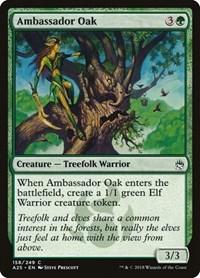 Ambassador Oak, Magic, Masters 25