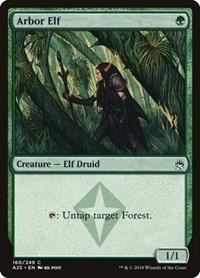 Arbor Elf, Magic, Masters 25