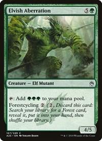 Elvish Aberration, Magic: The Gathering, Masters 25