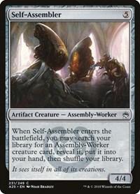 Self-Assembler, Magic: The Gathering, Masters 25