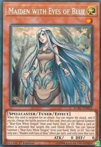 Maiden with Eyes of Blue, YuGiOh, Legendary Collection Kaiba