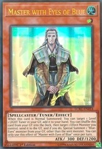 Master with Eyes of Blue, YuGiOh, Legendary Collection Kaiba