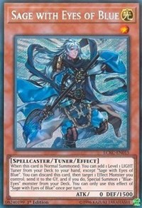 Sage with Eyes of Blue, YuGiOh, Legendary Collection Kaiba