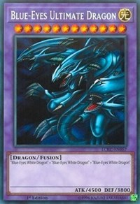 Blue-Eyes Ultimate Dragon, YuGiOh, Legendary Collection Kaiba