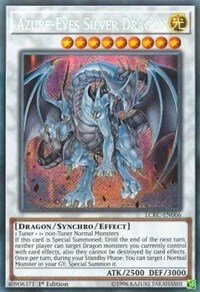 Azure-Eyes Silver Dragon, YuGiOh, Legendary Collection Kaiba