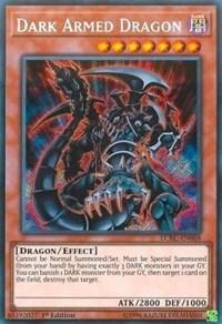 Dark Armed Dragon, YuGiOh, Legendary Collection Kaiba