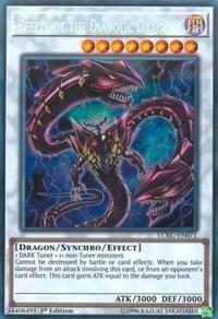 Beelze of the Diabolic Dragons, YuGiOh, Legendary Collection Kaiba
