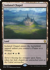 Isolated Chapel, Magic, Dominaria