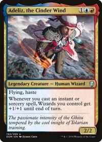 Adeliz, the Cinder Wind, Magic: The Gathering, Dominaria