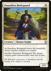 Dauntless Bodyguard, Magic, Dominaria