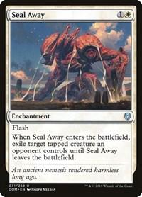 Seal Away, Magic: The Gathering, Dominaria