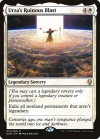 Urza's Ruinous Blast, Magic, Dominaria