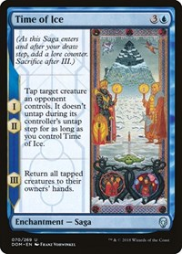 Time of Ice, Magic, Dominaria