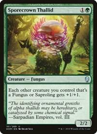 Sporecrown Thallid, Magic: The Gathering, Dominaria