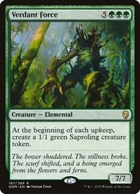 Verdant Force, Magic: The Gathering, Dominaria