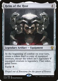 Helm of the Host (Foil)
