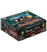 Metax Tcg Attack On Titan Booster Box Attack On Titan Metax Tcg Online Gaming Store For Cards Miniatures Singles Packs Booster Boxes