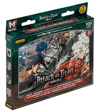Metax Tcg Attack On Titan Starter Box Attack On Titan Metax Tcg Online Gaming Store For Cards Miniatures Singles Packs Booster Boxes