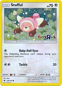 Stufful (Toys R Us Promo), Pokemon, Miscellaneous Cards & Products