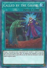Called by the Grave, YuGiOh, Extreme Force
