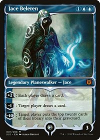 Jace Beleren, Magic: The Gathering, Signature Spellbook: Jace