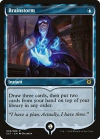 Brainstorm, Magic: The Gathering, Signature Spellbook: Jace