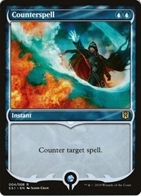 Counterspell, Magic: The Gathering, Signature Spellbook: Jace