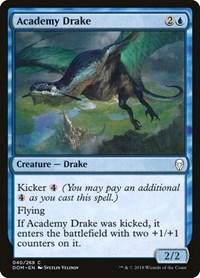 Academy Drake, Magic: The Gathering, Dominaria