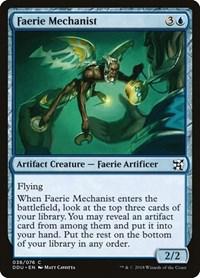 Faerie Mechanist, Magic: The Gathering, Duel Decks: Elves vs. Inventors