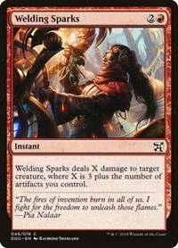 Welding Sparks, Magic: The Gathering, Duel Decks: Elves vs. Inventors