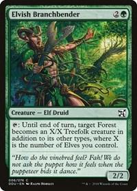 Elvish Branchbender, Magic: The Gathering, Duel Decks: Elves vs. Inventors