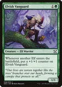 Elvish Vanguard, Magic: The Gathering, Duel Decks: Elves vs. Inventors