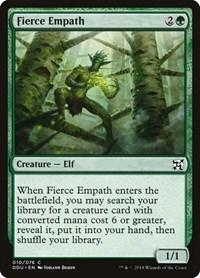 Fierce Empath, Magic: The Gathering, Duel Decks: Elves vs. Inventors