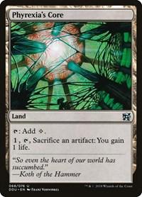 Phyrexia's Core, Magic: The Gathering, Duel Decks: Elves vs. Inventors