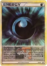 Darkness Energy (Special) - 79/90 (League Promo), Pokemon, League & Championship Cards