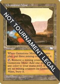 Gemstone Mine - 1998 Brian Selden (WTH), Magic: The Gathering, World Championship Decks