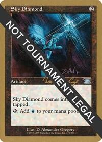 Sky Diamond - 2000 Tom van de Logt (6ED), Magic: The Gathering, World Championship Decks