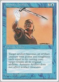 Animate Artifact, Magic: The Gathering, Fourth Edition