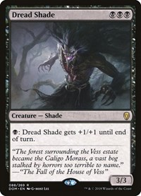 Dread Shade, Magic: The Gathering, Dominaria