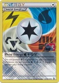 Blend Energy WLFM - 118/124 (League Promo), Pokemon, League & Championship Cards
