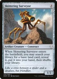Skittering Surveyor, Magic: The Gathering, Dominaria