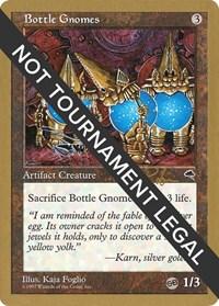 Bottle Gnomes - 1998 Ben Rubin (TMP) (SB), Magic: The Gathering, World Championship Decks