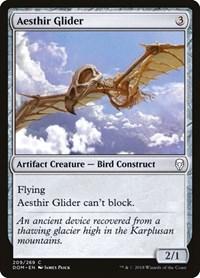 Aesthir Glider, Magic: The Gathering, Dominaria