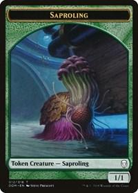 Saproling Token (012), Magic: The Gathering, Dominaria