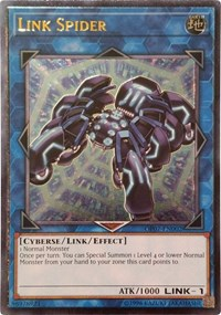 Link Spider, YuGiOh, OTS Tournament Pack 7