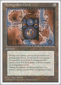 Armageddon Clock, Magic: The Gathering, Fourth Edition